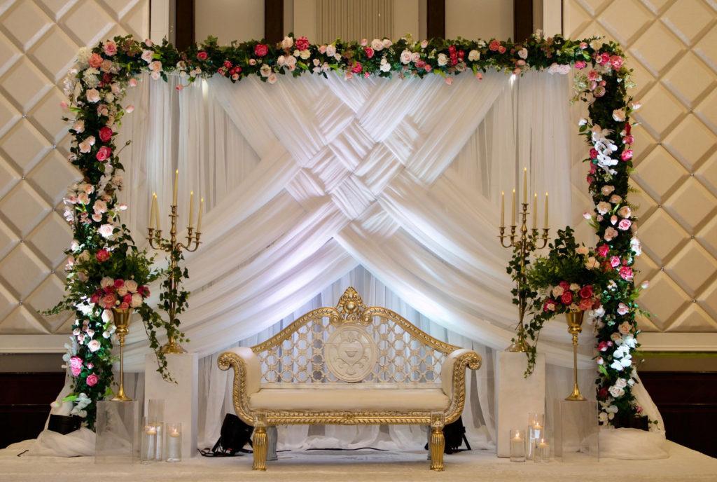 Exquisite Fabric Appliqu Ethereal Creators Wedding Decor