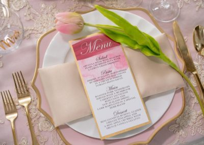 table setting services